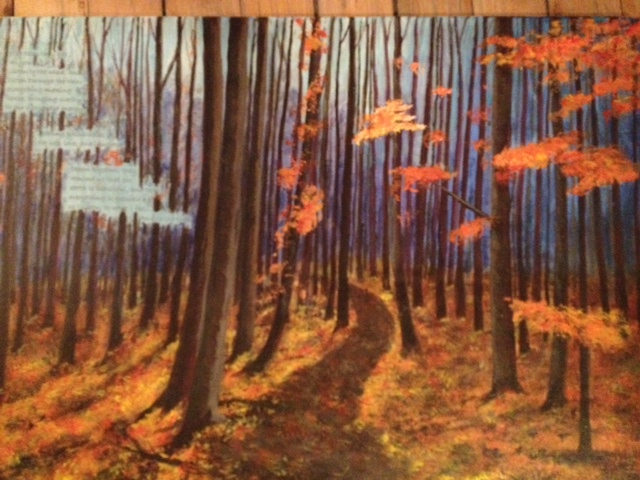 Tallest of Trees Painting Dec 2015